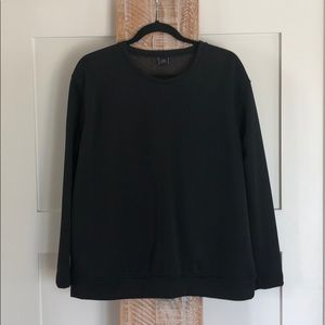 Zara Sweater with Cowl Detail on back